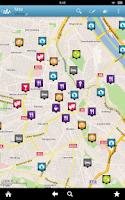Screenshot of Vienna Travel Guide