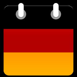 Deutsche Feiertage Kalender for PC