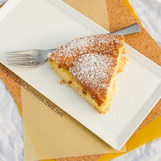 Custard Tart or 1-2-3 tart.