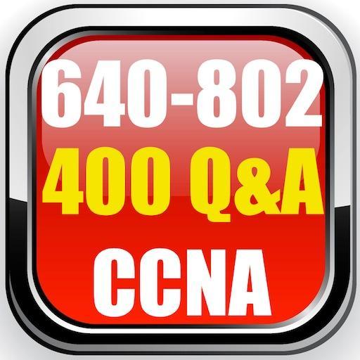 CCNA 640-802 Real Exam English 教育 LOGO-玩APPs