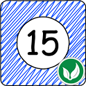 Doodle Fiveteen icon