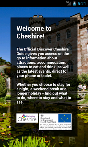 Discover Cheshire