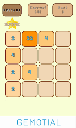 2048 Challenge