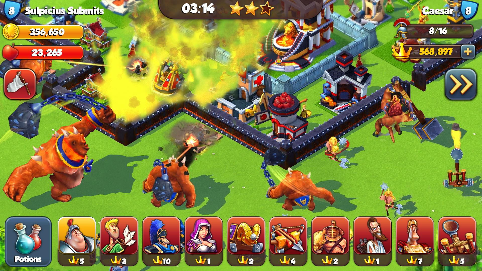 Total Conquest screenshot #6