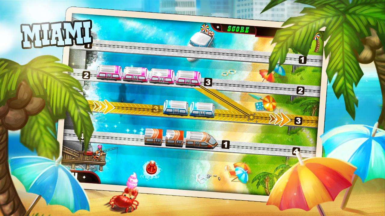 Train Conductor 2 FREE - screenshot