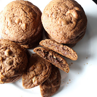 Chocolate Walnut Malt (Walt) Cookies