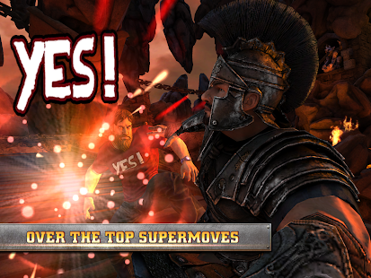 WWE Immortals- screenshot thumbnail