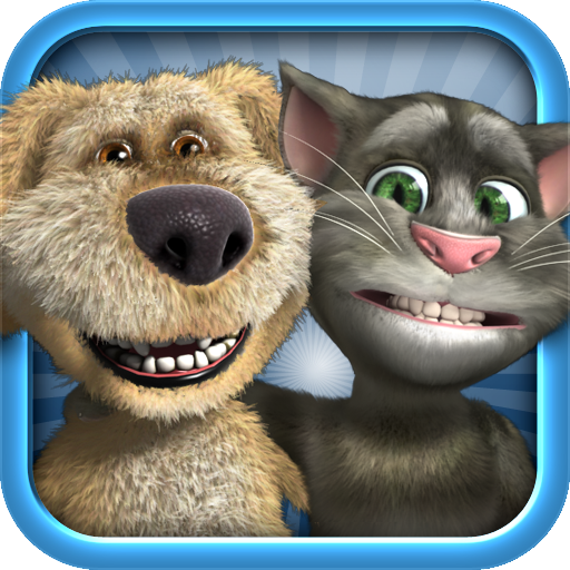 Talking Tom & Ben