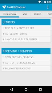 Fast File Transfer v2.0.1