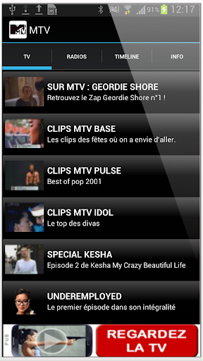 MTV Shows – Windows Apps on Microsoft Store