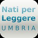 Nati per Leggere – Umbria logo