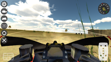 Screenshot of Extreme Motorbike Jump 3D