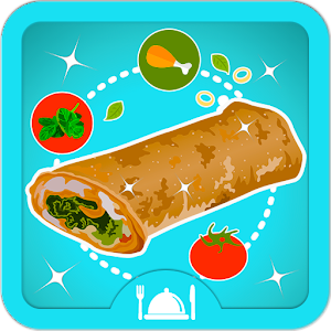 Chicken Roll Cooking Games for PC and MAC