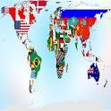 Ülkeler Başkentler Bayraklar icon