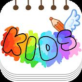 Colorful Sketchbook Kids