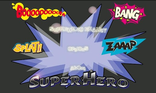 SuperHero - screenshot thumbnail