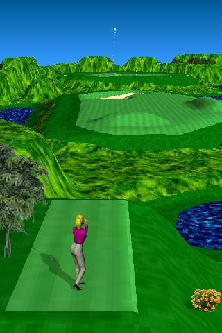 Par 3 Golf II Lite- screenshot