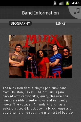 The Minx Delilah - screenshot