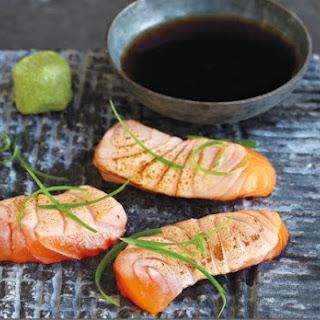 Have Blowtorch? Make Salmon Sashimi!.