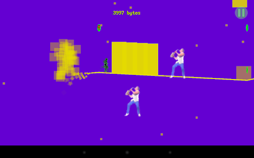 Bytes Runner screenshot