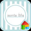 Movie life dodol theme icon