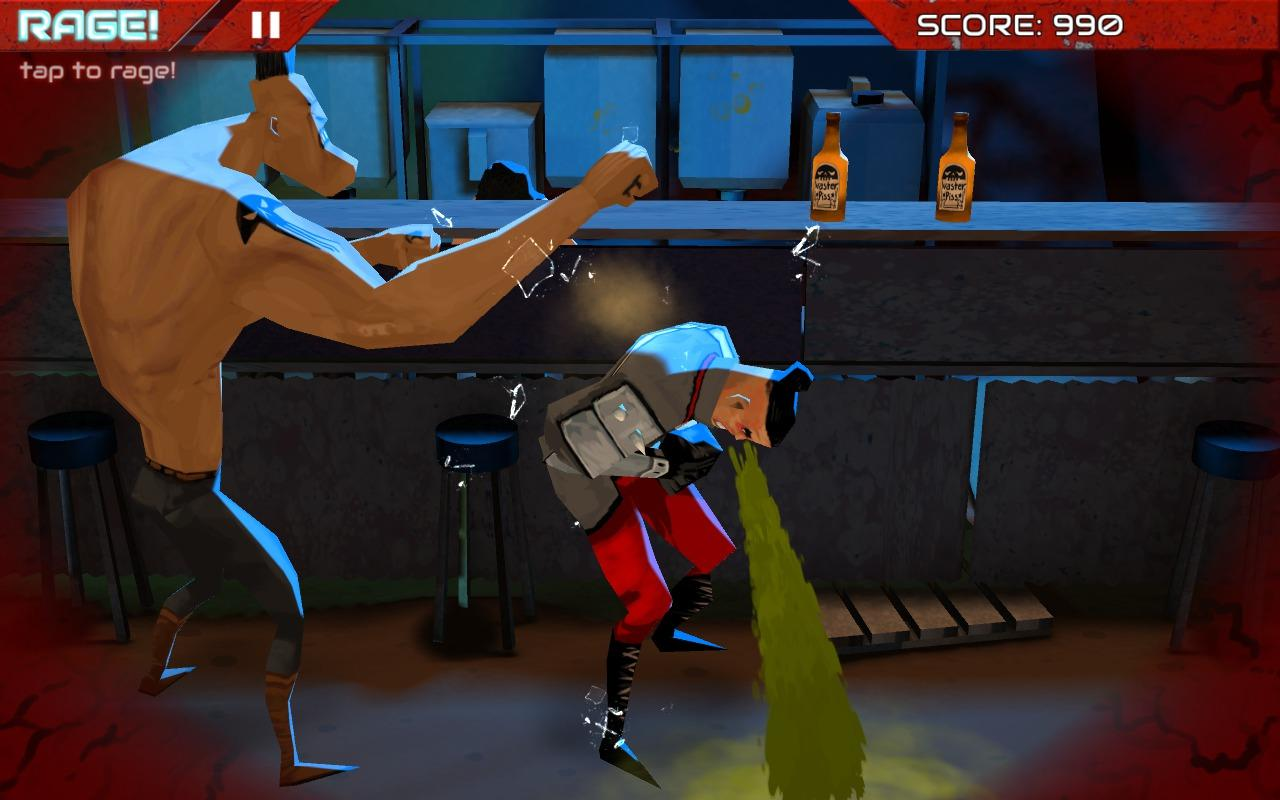 Wasteland Bar Fight- screenshot