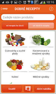 COOP Dobré recepty - screenshot thumbnail