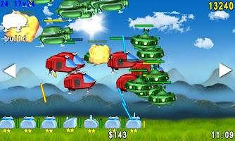 Screenshot of Alien Terra FREE BETA
