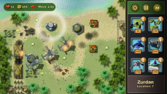 Tropic Defense- screenshot thumbnail