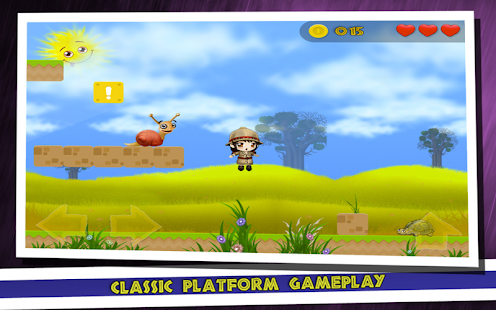 Sophia's World: Jump And Run - screenshot thumbnail