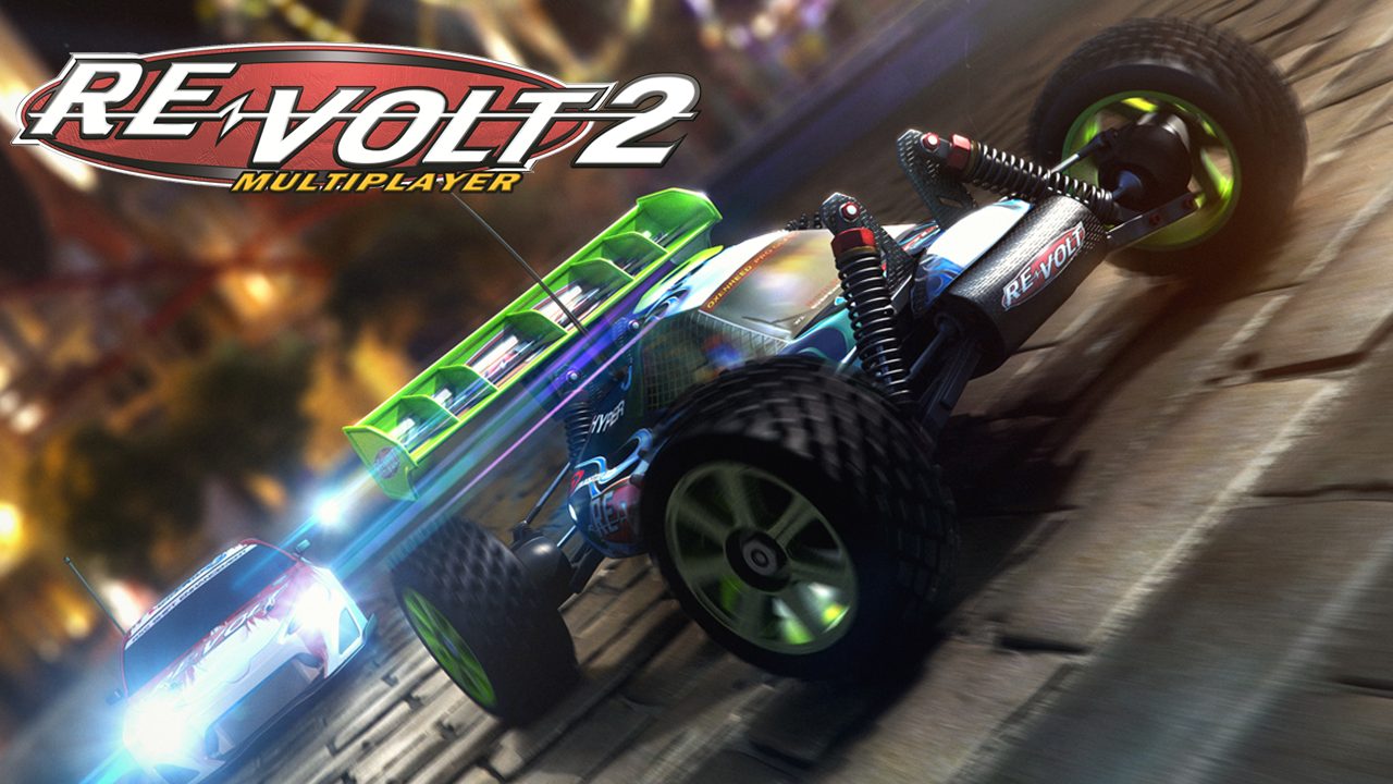 Screenshots of RE-VOLT 2 : MULTIPLAYER for iPhone