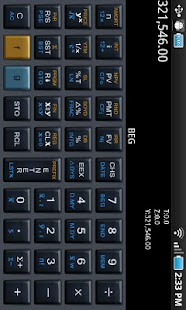 HD 12c Financial Calculator - screenshot thumbnail