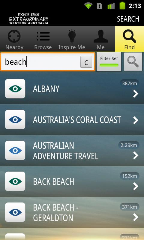 now just hook up app Western Australia