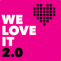 Brides We Love It 2.0 logo