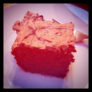 Dr. Pepper Chocolate Cake