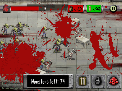 ApocaMonster: Zombies & Demons- screenshot thumbnail