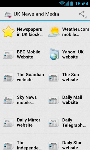 UK News Sports and Media