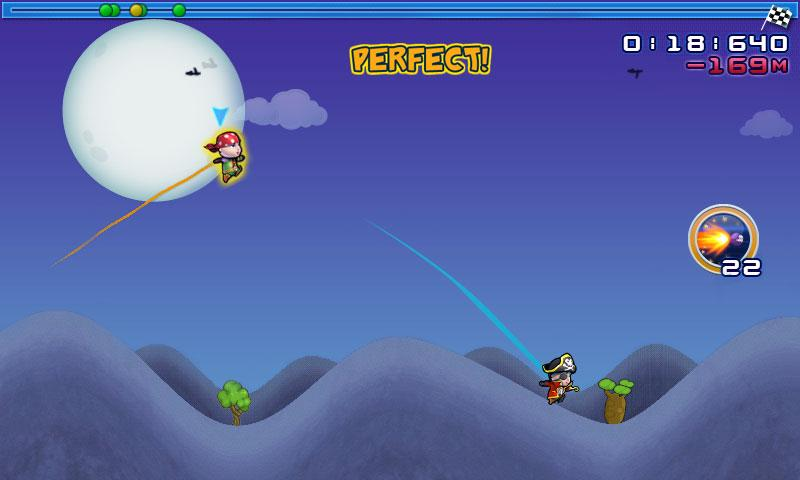 Speed Hiker - screenshot