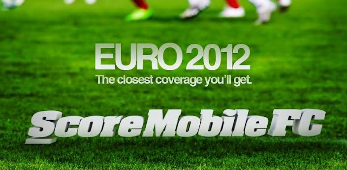 ScoreMobile FC (Euro 2012)