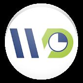WebDucer Time Tracking Widget