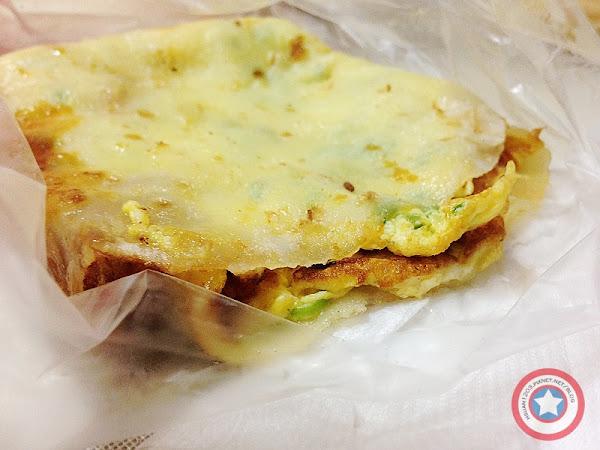 竹北豆漿大王早餐