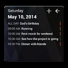 MCW Calendar Events icon