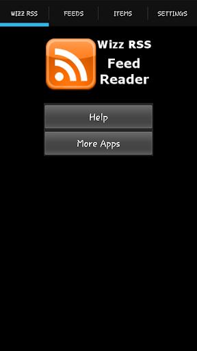 Wizz RSS Feed Reader