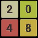 2048 Swipe Puzzle icon