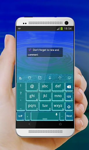 玩個人化App|澄碧 TouchPal Theme免費|APP試玩