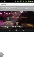 Screenshot of Billy Bob's Texas
