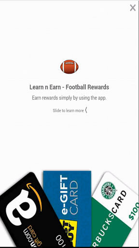 Football: Earn n Learn