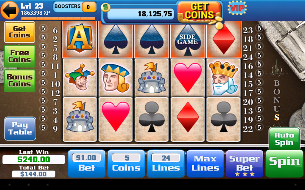 Slots to Vegas: Slot Machines screenshots