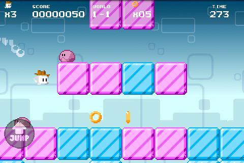 Jumpy FREE- screenshot
