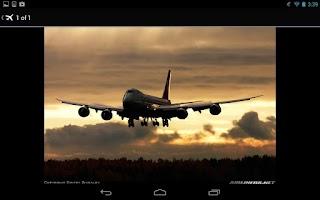 Screenshot of Airliners.net
